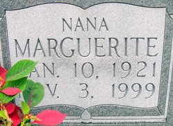 Marguerite Bridges