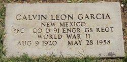 Calvin Leon Garcia