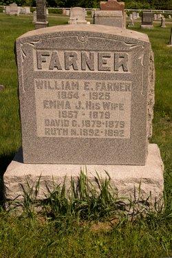 Emma J <i>Snoke</i> Farner