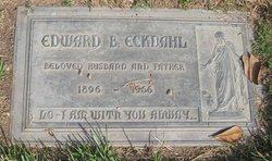 Edward B Eckdahl