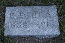 David A. McDaniel