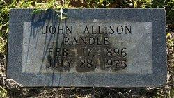 John Allison Randle, Jr