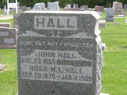 Ross M.L Hall