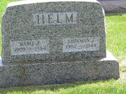 Sherman J Helm