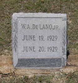 William A. Delano, Jr