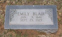 Emily Elizabeth <i>Roberts</i> Blair