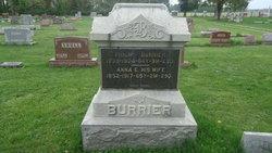 Anna Elizabeth <i>Simmers</i> Burrier