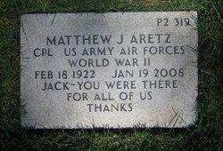 Matthew Jack Aretz
