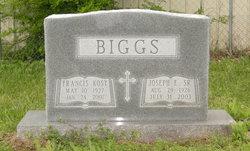 Joseph Franklin Biggs