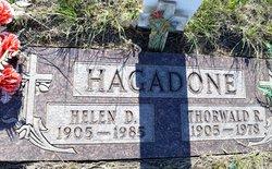 Helena Dorothea <i>Schow</i> Hagadone