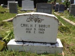 Carl Hermann Friedrich Braun