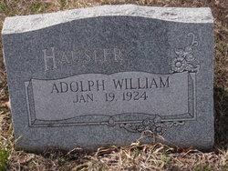 Adolph William Hausler