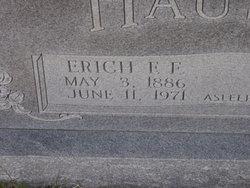 Erich F F Hausler