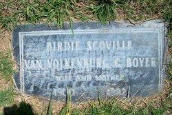 Birdie <i>Scoville</i> Boyer