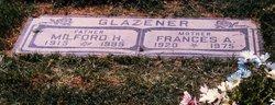 Frances Aleen <i>Fraley</i> Glazener