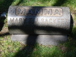 Mary E Sackett