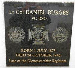 LTC Daniel Burges
