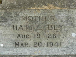 Hattie <i>Bly</i> Armstrong
