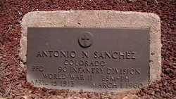 Antonio N Sanchez