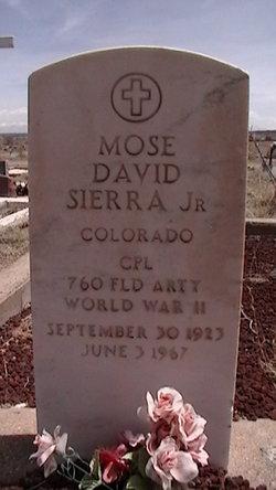 Mose David Sierra, Jr