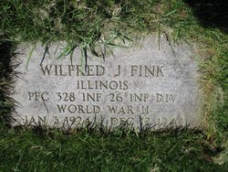 Pvt Wilfred J Fink