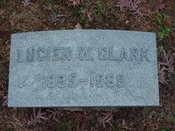 Lucien Walker Clark
