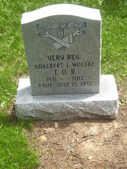 Rev Alalbert Wolski, T.O.R.