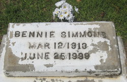 Bennie Simmons