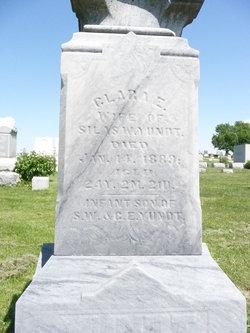 Clara Edith <i>Gray</i> Yundt