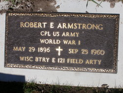 Robert Emerson Armstrong
