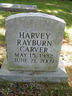 Harvey Rayburn Carver