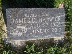 James Darrell Harwick, Sr