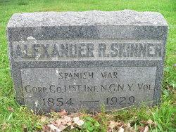 Alexander Rae Skinner