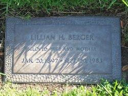 Lillian <i>Howard</i> Berger