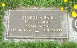 George A. Bair