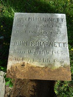 John F Barnett