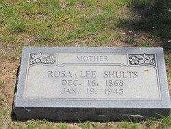 Rosa Lee <i>Baker</i> Shults