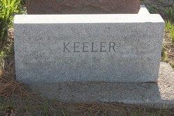 Edna Belle <i>Adkins</i> Keeler