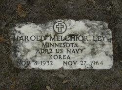 Harold Melchior Ley