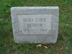 Dora <i>Chew</i> Theakston Beddow