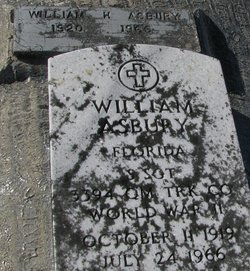 William H Asbury