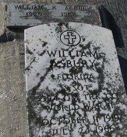 William H Asbury