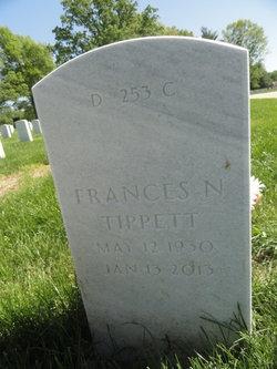 Frances N. <i>Bartolozzi</i> Tippett