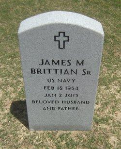 James M. Brittian