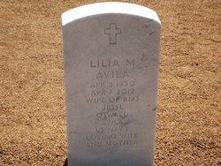 Lilia <i>Mu�oz</i> Avila