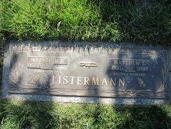 Elizabeth Eleanor <i>Enderline</i> Listermann