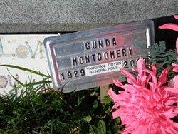 Gunda Hermine <i>Hencke</i> Montgomery