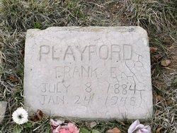 Frank Edgar Playford