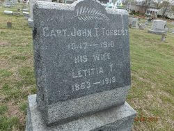Capt John T Torbert