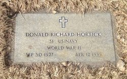 Donald Richard Hortick